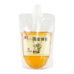 【はちみつの日フェア限定】令和3年新蜜 金市の国産蜂蜜(百花蜜)460g